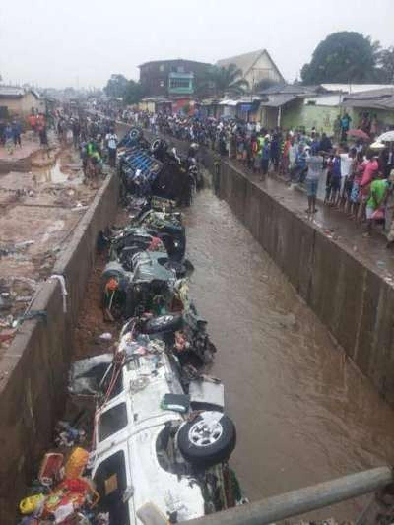 UPDATE: Accra Floods Disaster