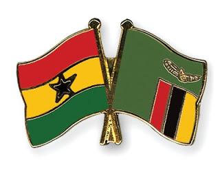 Zambian Delegation Tours Ghana