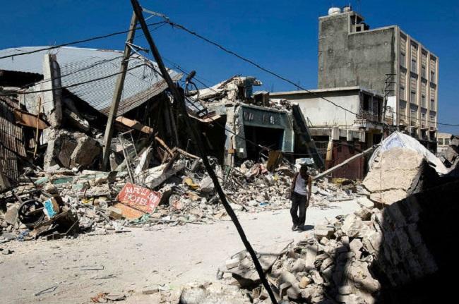 hati earthquake