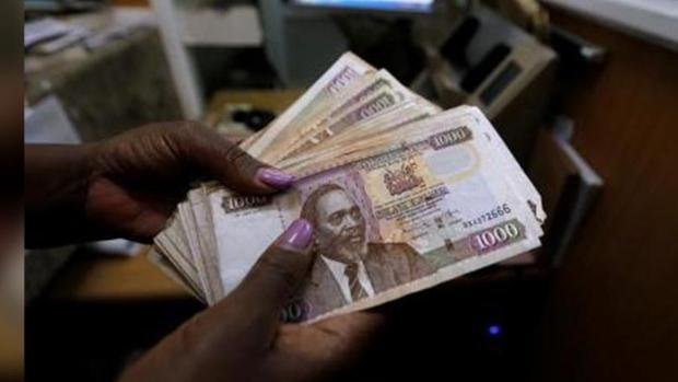 Central bank of kenya forex reserves